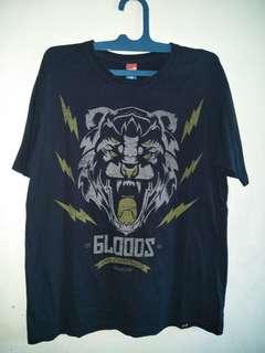 Tees Bloods Ori100%
