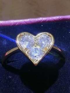 美麗的戒指