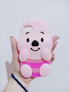 Iphone 5 Case Piglet Pink