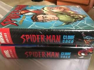 Spider-Man Clone Saga Omnibus 1 & 2