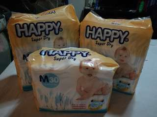 Take All Happy Baby Diaper for only Php 350