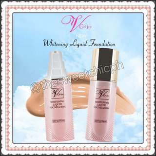 Ashley Whitening Liquid Foundation