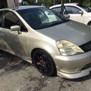 Honda Stream Fully Imported