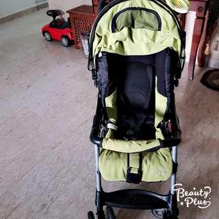 Preloved Ace baby pram