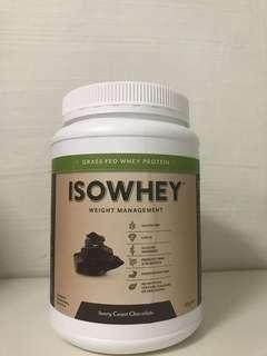 IsoWhey Complete Ivory Coast Chocolate 672g
