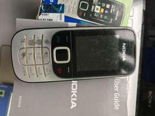 Nokia 2330 HP Jadul Klasik