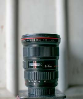 Canon 16-35mm F2.8 L mark i