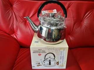 🚚 304 18-8 不鏽鋼茶壺 4L