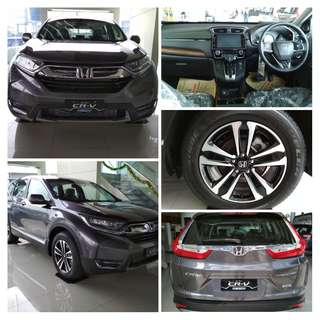 Honda CR-V 1.5 Turbo Prestige