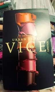 Urban Decay Vice Lipstick Sample Pack