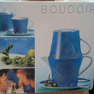 瓷器Tea for too茶具
