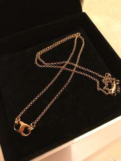 Tory Burch Necklace 無Packing