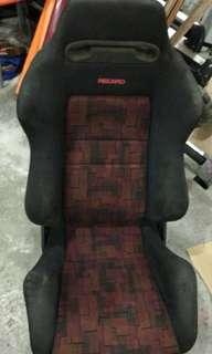 Seat recaro evo 4