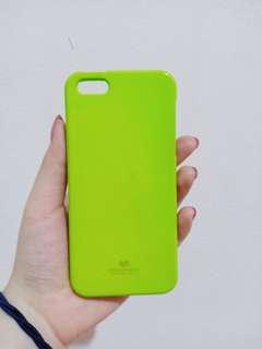 Iphone 5 Case Green Neon
