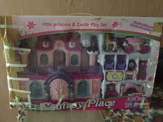princess castle set