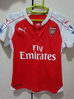 Puma 2015 Arsenal home #11 Ozil