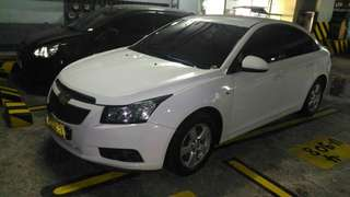 Chevrolet Cruze 2011 1.8 AT - Automatic Transmission