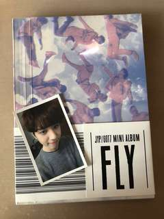 Got7 Fly album