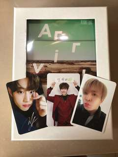 Got7 Arrival album Ever Ver.