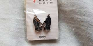 SAF Signal Vocation badge by Joint & Y