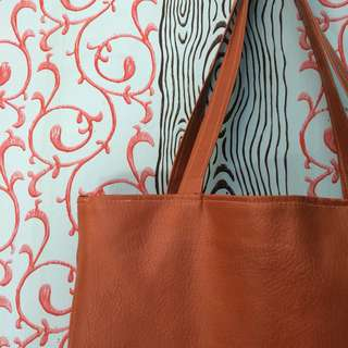 Totebag brown