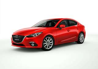 Mazda 3 rental for PDVL/TDVL Relief driver