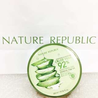 Aloe vera Nature Republic (ORI 100%)