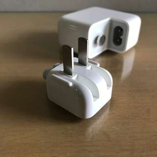 Apple 2-prong adaptor for MacBook/iPad/iPhone charger