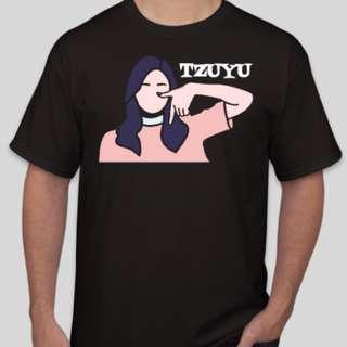 Twice Tzuyu Chewy TT Shirt/Tee