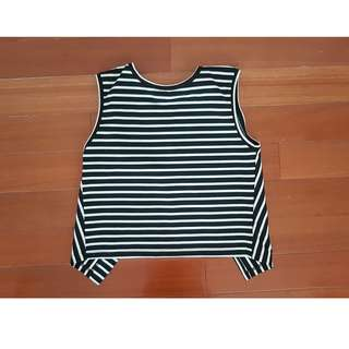 BEC & BRIDGE Striped Top AUS 6