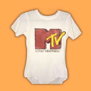 MTV Onesie Shirt
