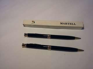 """MARTELL"" Arnold Palmer Ballpoint Pen (2 sets)"