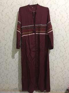 Long dress- baju muslim