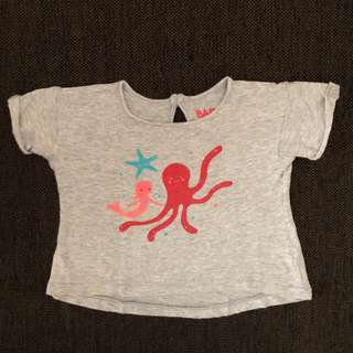 T-shirt Cotton On Baby 6-12m
