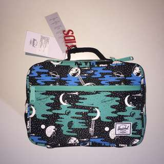 Herschel Pop Quiz Lunch Box Original