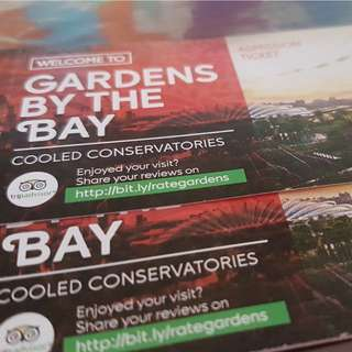 Gardens By The Bay (GBB) (Singapore)