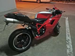 Ducati makeover @ 7 Angelz
