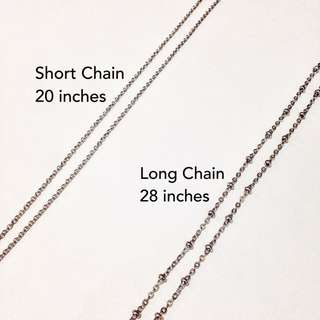 Necklace Chains Wholesale Price