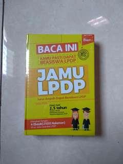 Mega Best Seller! Buku Jamu LPDP