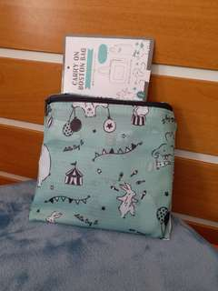Carry on boston bag 可摺旅行袋