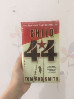 Novel Child 44 by Tom Rob Smith
