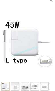 """(In stocks)Brand New Magsafe 45W 14.5V 3.1A Laptop Power Adapter Charger L-tip For Apple Macbook Air 11""""13"""" A1244 A1374 A1304 A1369 A1370"""