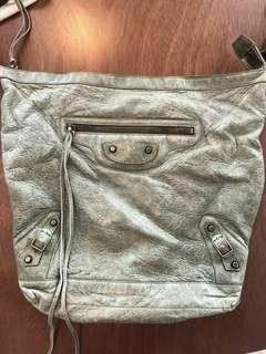 Beautiful Balenciaga messenger bag