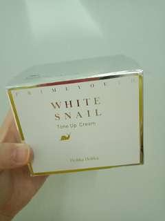 White Snail Tone Up Cream