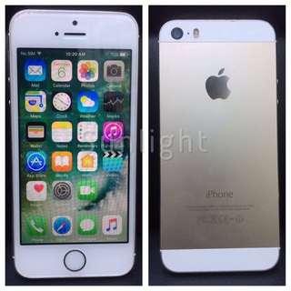 Iphone 5s 32gb globelocked