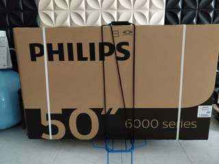 Philips 50' Smart TV