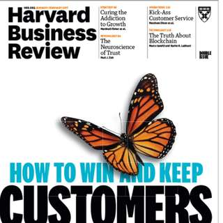 Sharing subscription for Harvard Business Review