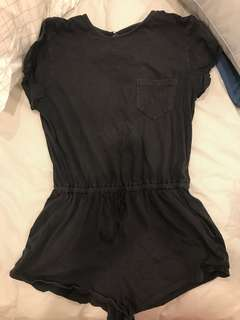 Urban Outfitters romper with pocket