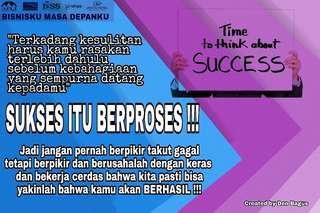 Mindsetmu Adalah Pilihan Suksesmu