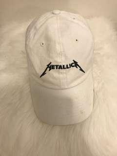 Urban Outfitters Metallica cap